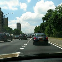 Photo taken at Major Deegan Expressway (I-87) by Jeffrey Z. on 7/16/2012
