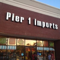Photo taken at Pier 1 Imports by SooFab on 4/15/2012