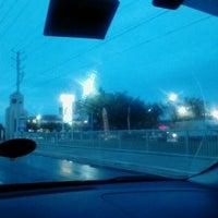 Photo taken at Mobil by Wanda L. on 6/1/2012