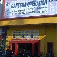 Photo taken at Ganesha Operation Prapen by Nurhendro P. on 8/15/2012