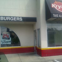 Photo taken at Krystal by J Matthew C. on 8/4/2012