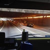 Photo taken at Metro Moncloa by Norte on 4/12/2012