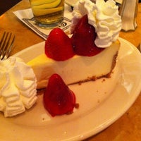 Photo taken at Cheesecake Factory by Denise L. on 4/7/2012