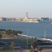 Photo taken at Corpus Christi Yacht Club by Amy D. on 8/28/2012
