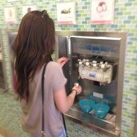 Photo taken at Phileo Yogurt by Matt S. on 5/12/2012