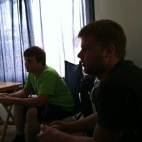 Photo taken at Mitch Moore's Gaming Laboratory by Joe A. on 7/7/2012