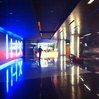 Photo taken at Golden Screen Cinemas (GSC) by Sol7y | صلحي on 9/2/2012