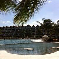 Photo taken at Grand Velas Riviera Maya by Fabiola P. on 9/8/2012
