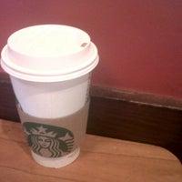 Photo taken at Starbucks by Paul M. on 7/7/2012