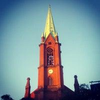 5/24/2012 tarihinde Silvia F.ziyaretçi tarafından Gethsemanekirche | Gethsemane Church'de çekilen fotoğraf
