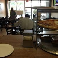 Photo taken at Vito's Pizzeria by Maria C. on 6/4/2012