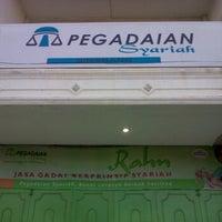 Photo taken at Pegadaian Syariah by Chandra M. on 6/26/2012