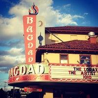 Снимок сделан в Bagdad Theater & Pub пользователем Tim S. 6/10/2012