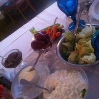 Photo taken at Hollyhock Hill Restaurant by sara m. on 8/17/2012