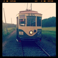 Photo taken at Shore Line Trolley Museum by Abdul on 7/24/2012