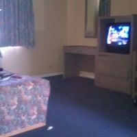 Photo taken at Portland Value Inn & Suites by Laken D. on 4/9/2012