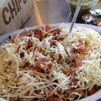 Photo taken at Chipotle Mexican Grill by Linda M. on 6/7/2012