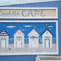 Photo taken at Seashell Cafe Cervantes by Andy H. on 6/3/2012