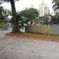 Photo taken at Praça Palmares by Ricardo F. on 8/27/2012