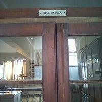 Photo taken at Laboratorio de Ciencias CUI by Jorge I. on 4/23/2012