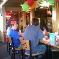 Photo taken at Applebee's Neighborhood Grill & Bar by Wendy C. on 6/6/2012