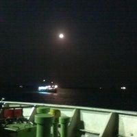 Photo taken at Pelabuhan Bakauheni by taufik f. on 8/31/2012