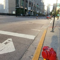 Photo taken at CTA Bus Stop 589 by a k on 8/22/2012