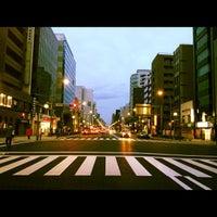 Photo taken at 仏壇通り 東上野三丁目ブロック by masahito i. on 4/30/2012