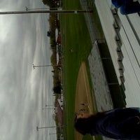 Photo taken at Cameron Stadium by Dora M. on 5/3/2012