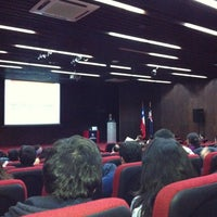 5/4/2012にMaria jose F.がUniversidad Andrés Belloで撮った写真