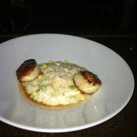 Photo taken at Bleu Restaurant & Bar by David M. on 3/12/2012