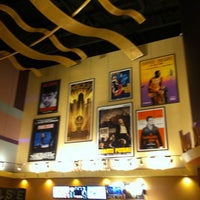 Photo taken at CinéArts Santana Row by Dave C. on 7/13/2012