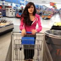 Photo taken at Walmart Supercenter by Bi N. on 5/10/2012