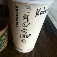 Photo taken at Starbucks by Katrina N. on 2/27/2012