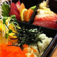 Photo taken at Sushi King by Frank S. on 6/17/2012