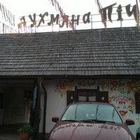 Снимок сделан в Духмяна Піч пользователем Mashunka 7/22/2012