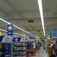 Photo taken at Tesco Hypermarket by Siang Jau C. on 6/16/2012