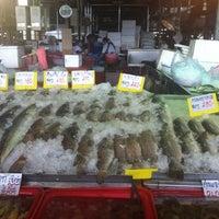 Photo taken at Talaythai Market by zu-za a. on 7/13/2012