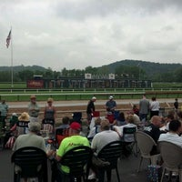 Photo taken at Belterra Park Gaming & Entertainment Center by Jake S. on 5/5/2012