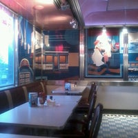 Photo taken at Silver Diner by Desiree D. on 8/26/2012