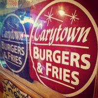 Photo taken at Carytown Burgers & Fries by Kevin B. on 6/24/2012