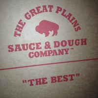 Photo taken at Great Plains Sauce & Dough Co. by Kelsey G. on 5/17/2012