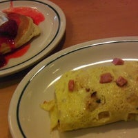 Photo taken at IHOP by Brian G. on 5/1/2012