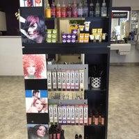 Photo taken at Supercuts by Nina on 8/8/2012