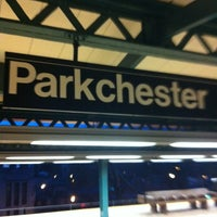 Photo taken at MTA Subway - Parkchester (6) by Jay R. on 2/7/2012