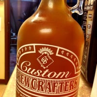 Photo taken at CB Craft Brewers by Jaime B. on 6/22/2012