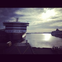 Photo taken at Tallink M/S Star by Susan on 7/3/2012