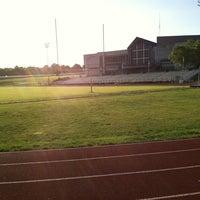 Photo taken at Troy-Buchanan High School by Timothy G. on 5/16/2012