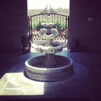 Photo taken at Baily Vineyard & Winery by Ivan G. on 5/28/2012