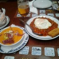 Photo prise au Taberna San Miguel 'El Pisto' par Bodegas M. le6/7/2012